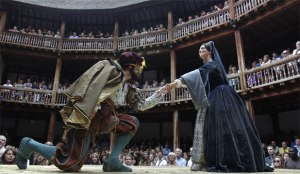 shakespearean acting
