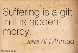 suffering 4