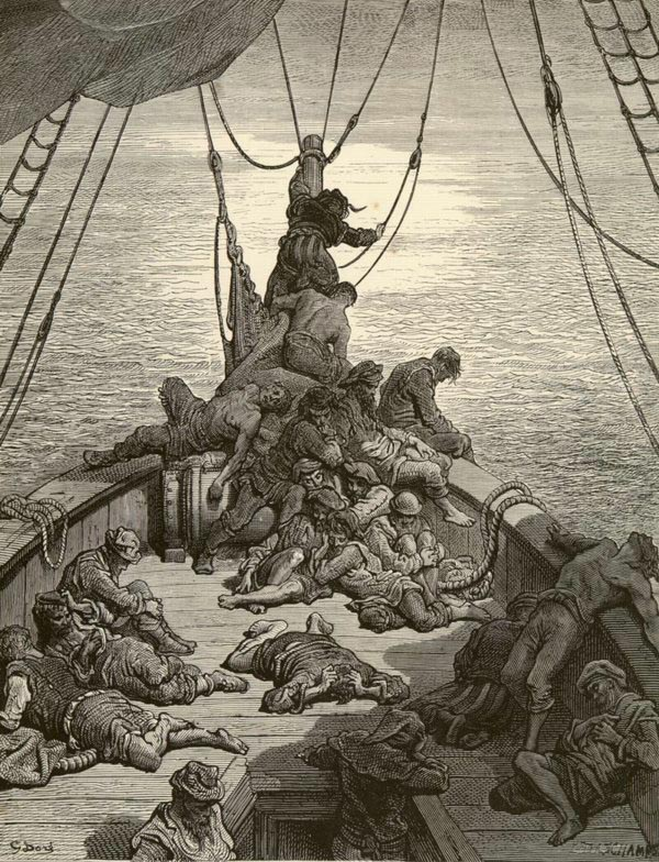 the rime of the ancient Lyrics to rime of the ancient mariner by iron maiden: hear the rime of the ancient mariner / see his eye as he stops one of three.