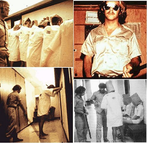 connecting stanford prison experiment and lord Three months ago, psychology today blogger susan krauss whitbourne posted  an essay entitled the rarely told story of zimbardo's prison experiment (here).