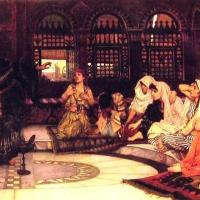 Ancient Stories and Enactment