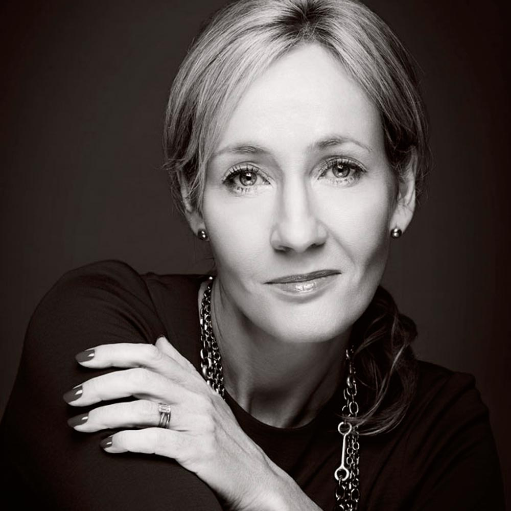 J.K. Rowling is the world's most influential person | Bear ...
