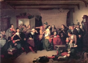 witch-trial