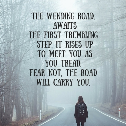The Wending Road