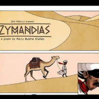 Ozymandias .... by Zen Pencils