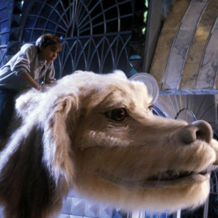 What S The Name Of The Dog In Neverending Story