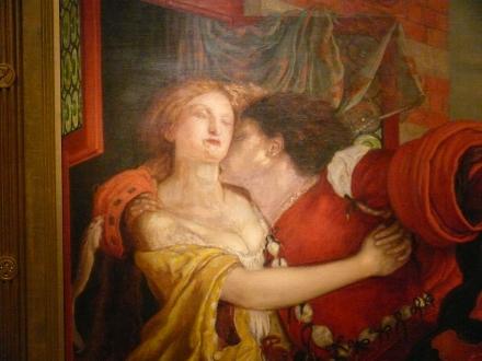 Madox_Brown-Romeo_&_Juliet_2
