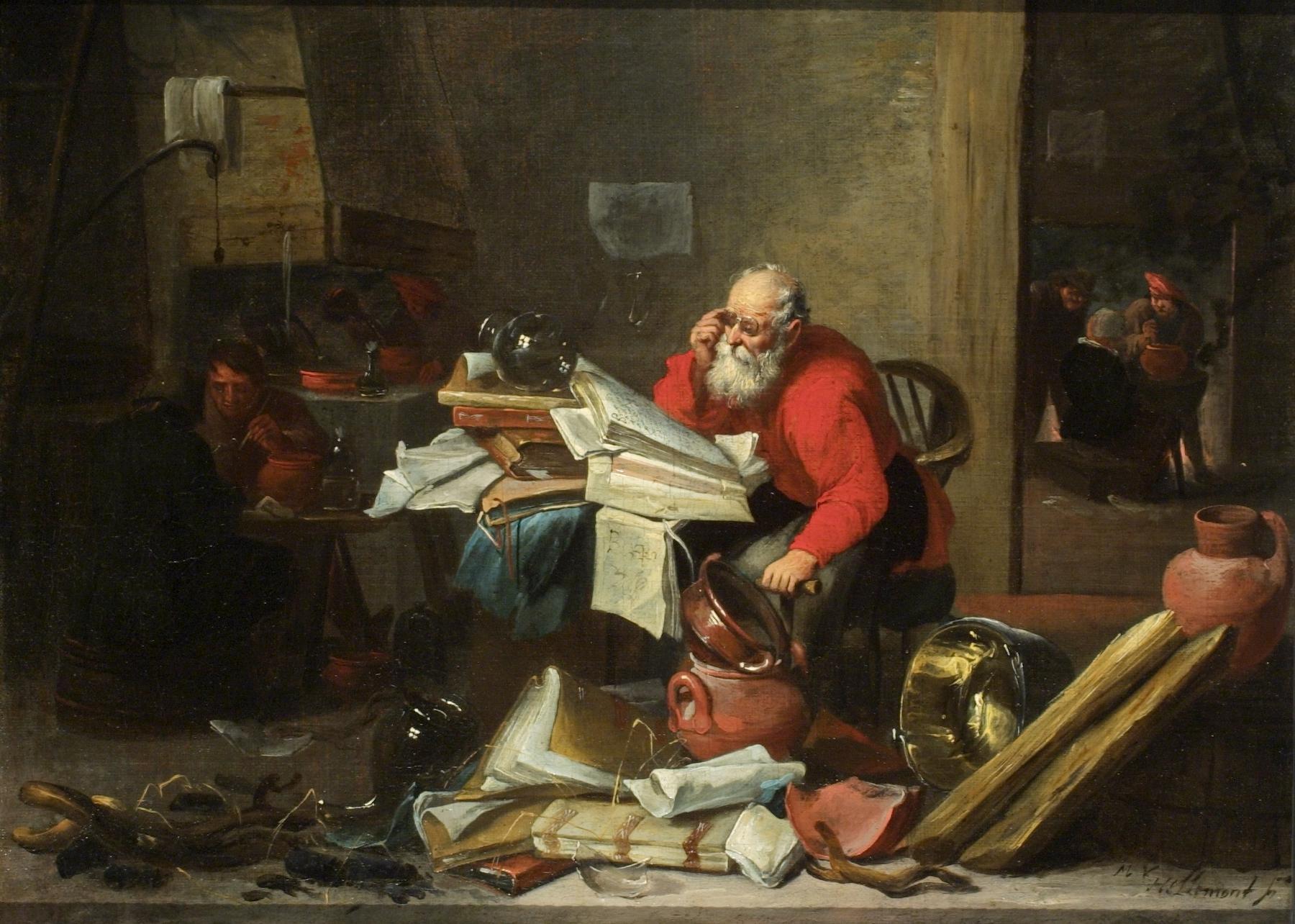 Mattheus_van_Hellemont_The_Alchemist