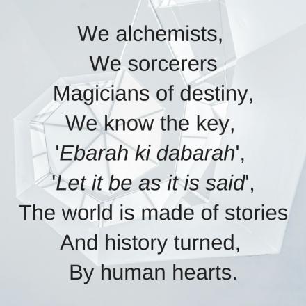 We Alchemists